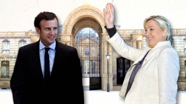 详解为何法国要花两轮选一个总统?