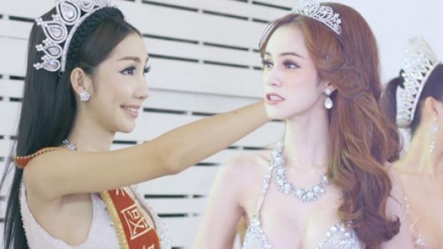 泰国人妖Anne背后的故事
