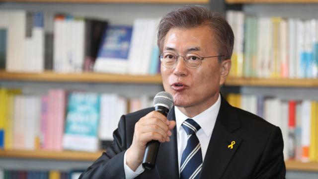 韩总统候选人:朝鲜都是