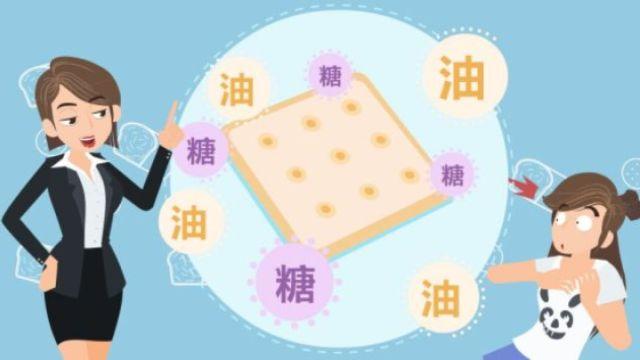 吃粗粮饼干减肥?它比肥肉还油!