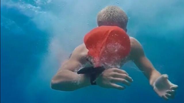 有了它,再也不怕溺水了