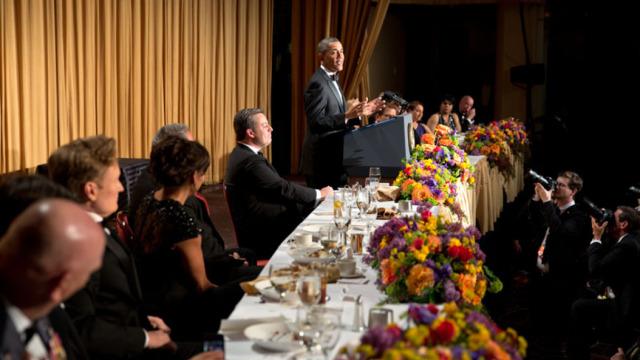 川普缺席的白宫记者协会晚宴是什么