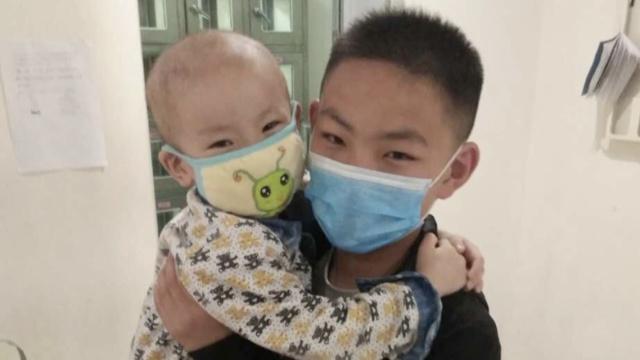 12岁哥哥苦练身体,为捐髓救3岁弟弟