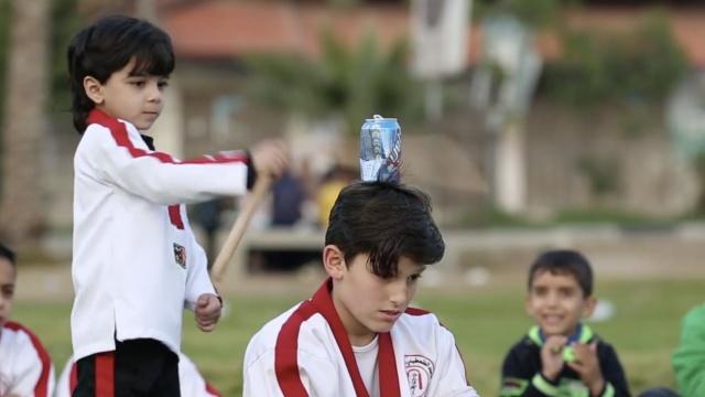 巴勒斯坦双截棍国家队,选手才3岁