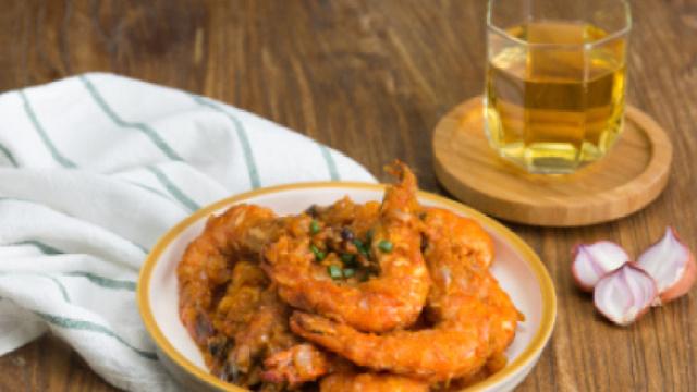 夏天吃虾,就吃这道茄汁煎虾!