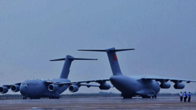 大国重器之运20大型战略运输机