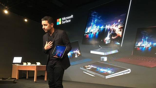 全球首发!微软为中国带来了什么?