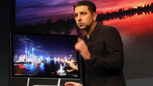 Surface之道:微软越来越硬?