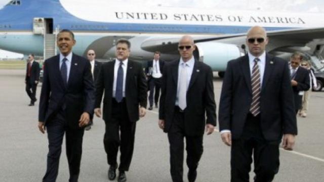 揭秘美国总统保镖:工作就是挡子弹