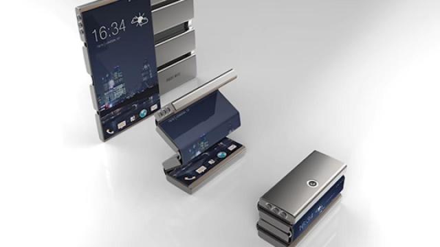 黑科技解读外形最酷的智能手机合集