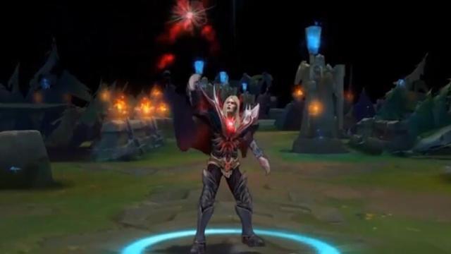 世界第一:吸血鬼隐形Q W回血技巧