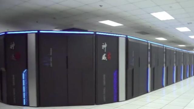 计算机界扛把子——神威·太湖之光