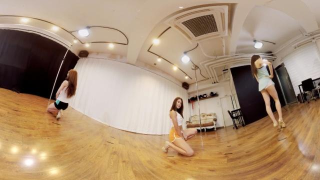 放松!来欣赏韩国长腿美眉跳热舞