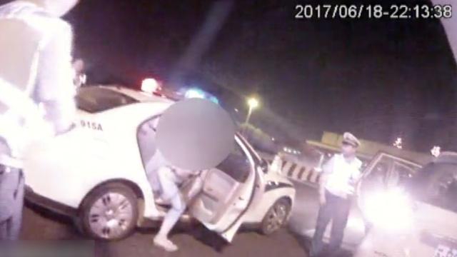 父亲醉驾救儿被查,3地交警爱心接力
