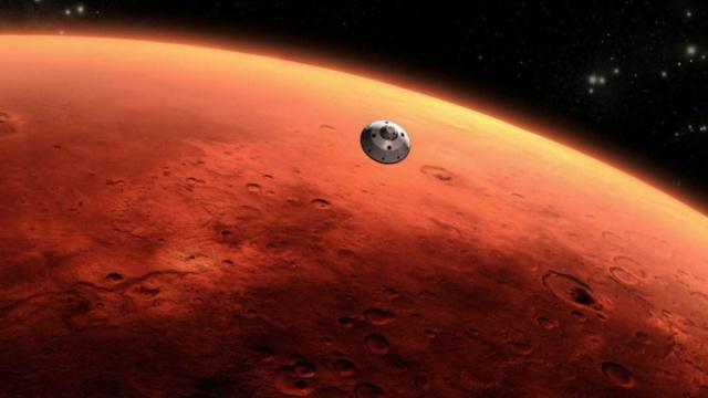 NASA探索火星20年:2030年人类登陆