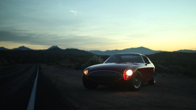 行驶在路上的美国梦,世上仅此一辆