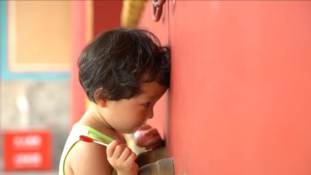 3岁小妞的101次世界博物馆之旅