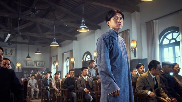 刘烨说为演这个角色看了无数资料
