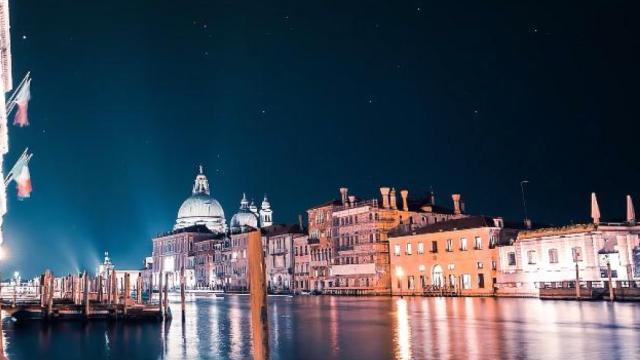 水上之城威尼斯,不仅仅只有游客