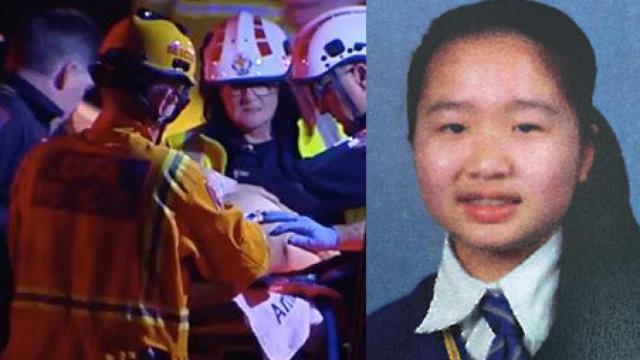 华裔母女澳洲车祸身亡,女儿仅14岁