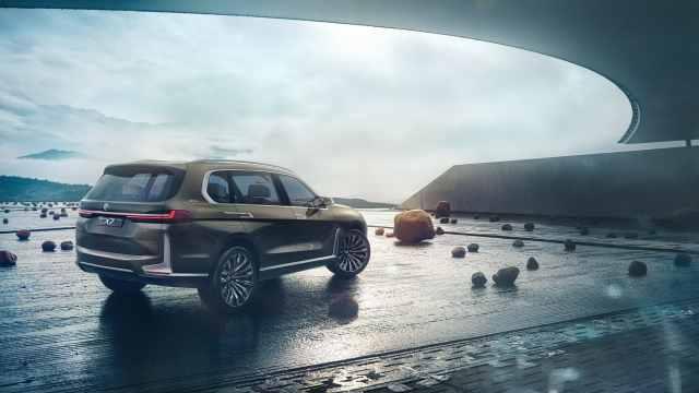 全新X7来了,定义宝马SUV新旗舰