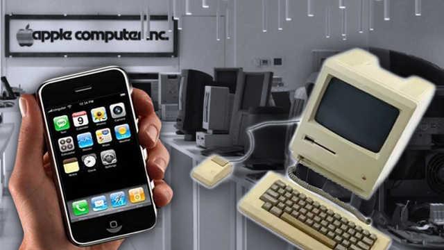 直播:十年后用初代苹果,什么感受?