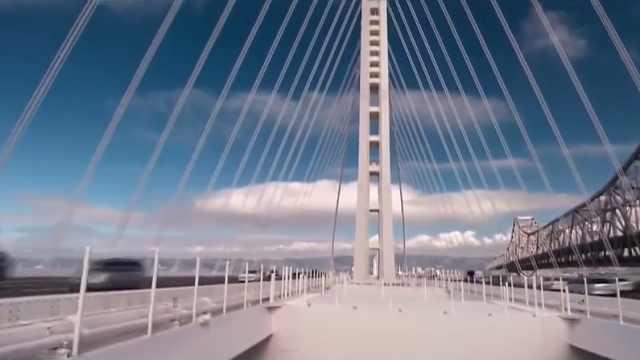 中国在美国帮忙建的大桥