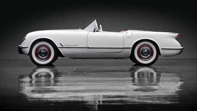 始于1953,美国国宝级跑车第一代