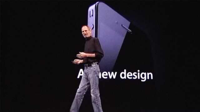iPhone如何改变手机发展进程