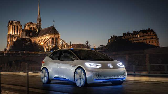 未来的街车品质,大众概念两厢车