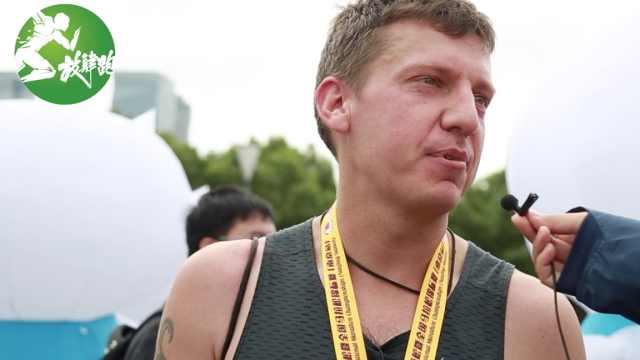 跑者是这样看待南京马拉松的