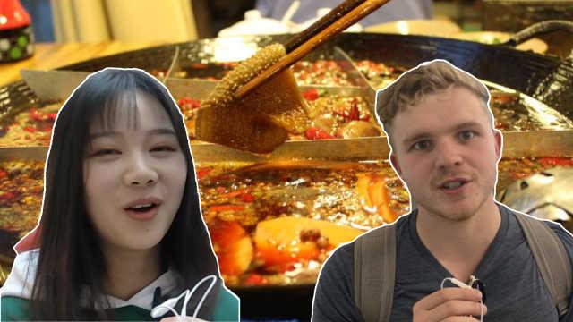 吃火锅偏好街访,最后那位竟说……