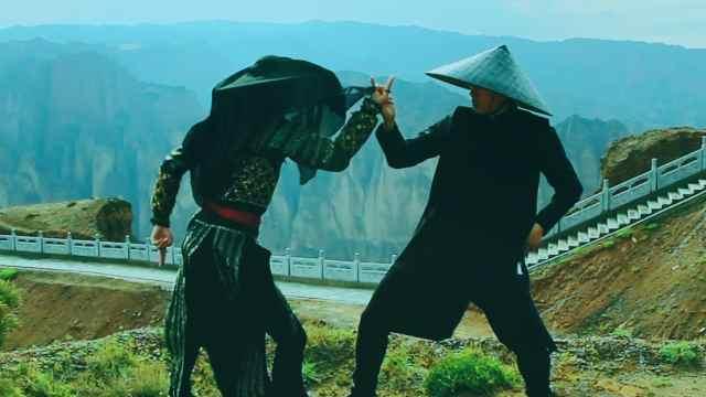 用街舞诠释中国风!