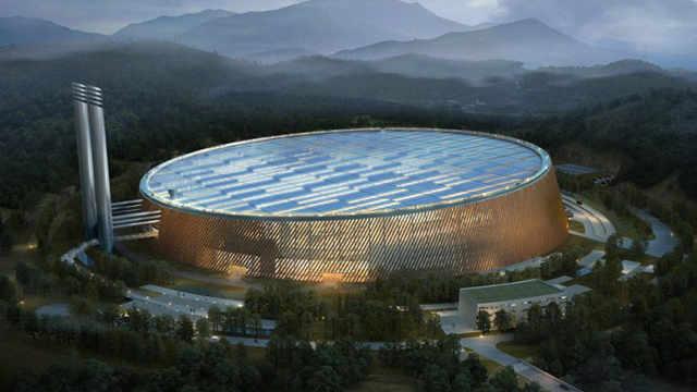 中国垃圾发电厂解决垃圾堆积