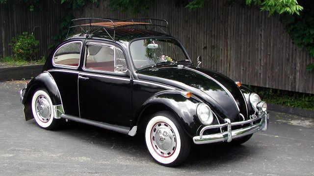 战前设计战后量产,大众人民的用车