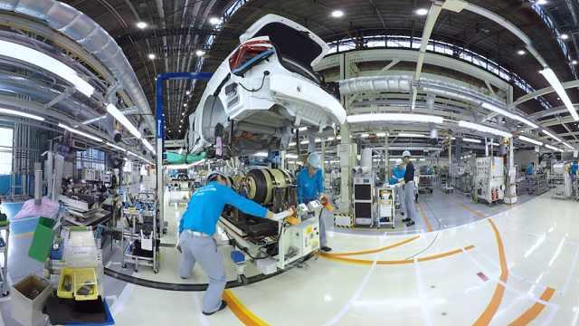 丰田欲用氢燃料,制造零排放汽车