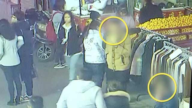 2男子专偷女大学生,民警飞身抓贼