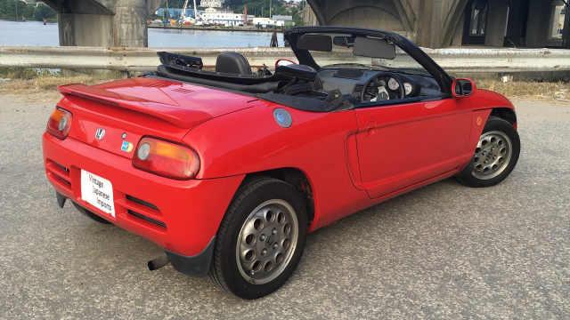 本田创始人生前批准生产的最后辆车