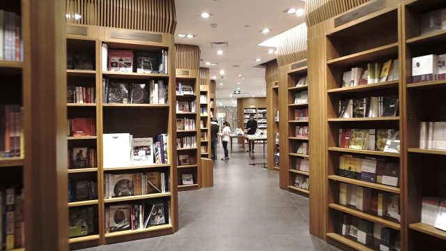 pageone:这家文艺书店34岁了