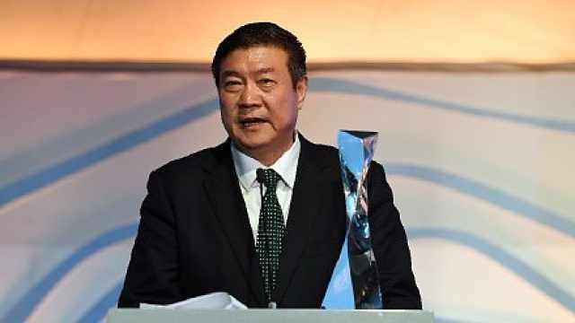 """中国人首获""""地球卫士终身成就奖"""""""