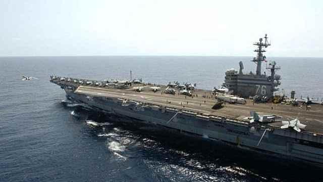11艘美国航母,随时能打仗的只有仨