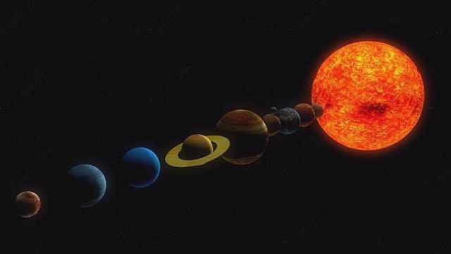 旅行到太阳系的边缘需要多久?