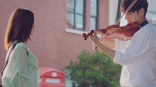 《龙日一,你死定了》之小提琴演奏
