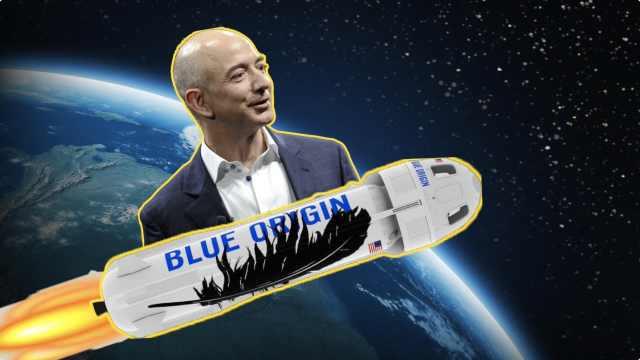 试飞成功!全球首富的太空旅行来了
