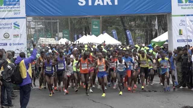 为何肯尼亚运动员能称霸马拉松?