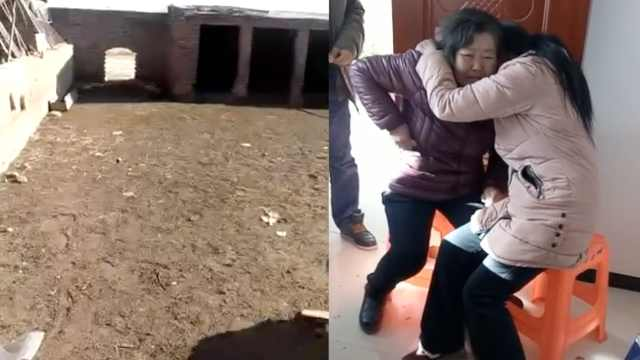 150只羊一夜全被偷,农户抱头痛哭