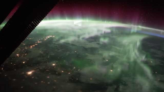 超美!NASA选出地球最美的17张照片