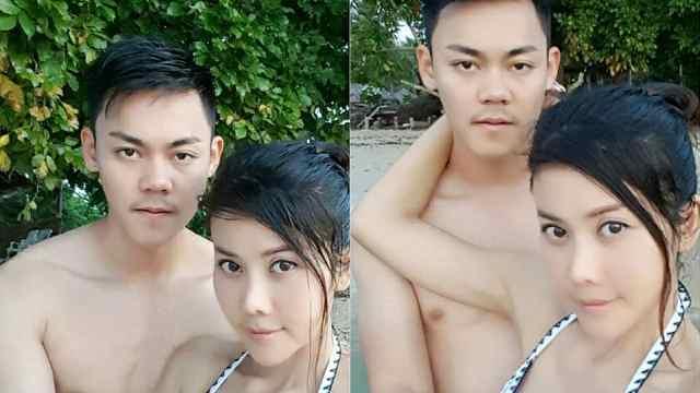 泰国这对姐弟恋相差22岁,举国惊叹