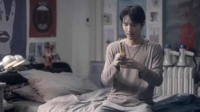泰国威化广告,这脑洞惊悚得掉下巴
