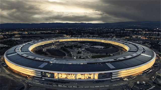 直播:乔布斯最后产品,访苹果新总部